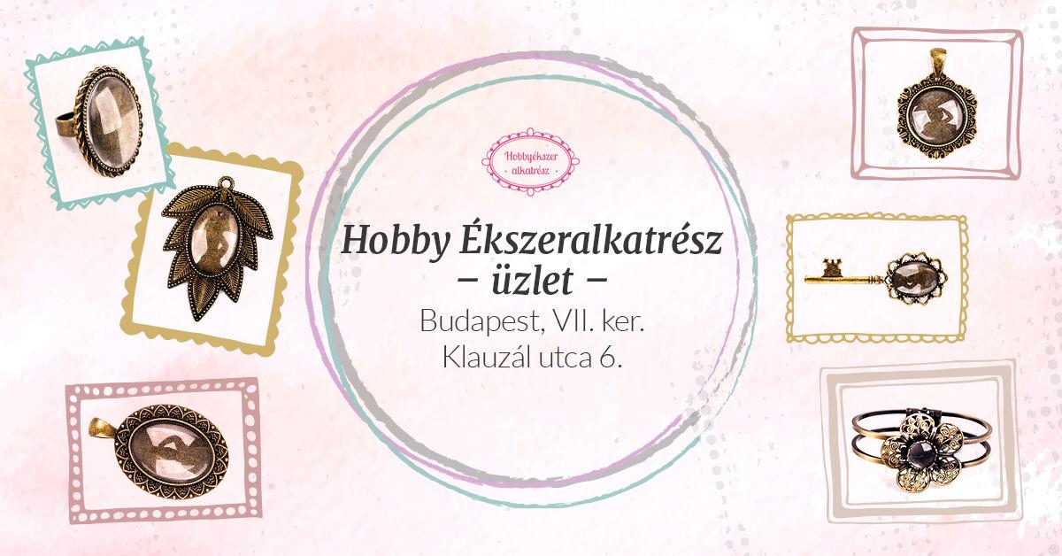 Ékszer alapanyag üzlet Budapest