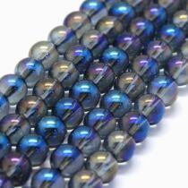 Aura kvarc ásványgyöngy (8mm)/10db