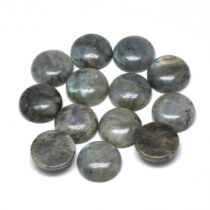 Labradorit ásványkabochon (12mm)