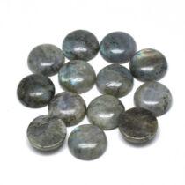 Labradorit ásványkabochon (20mm)