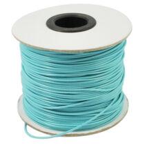 Menta színű viaszolt szál (1mm)