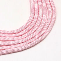 Halvány rózsaszín paracord zsinór (4mm)
