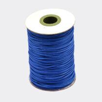 Sötét kék viaszolt szál (1mm)