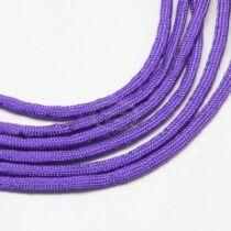 Lila színű paracord zsinór (4mm)
