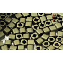 Toho cube matt sötét oliva (617)