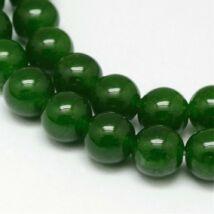 Taiwan jade ásványgyöngy (6mm)/10db