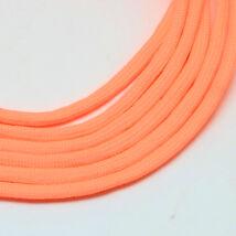 Korall színű paracord zsinór (4mm)