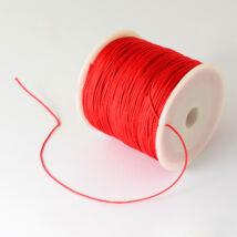 Piros nejlon zsinór (0,5mm)