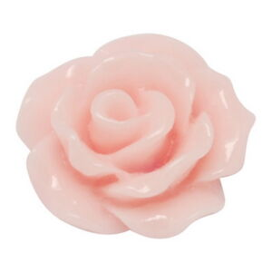 Barack műgyanta virág (10mm)