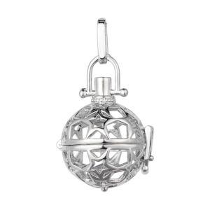 Antikolt ezüst angyalhívó (10)