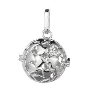 Antikolt ezüst angyalhívó (1)