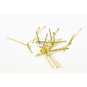 50db arany színű talpas szerelőpálca (35mm)