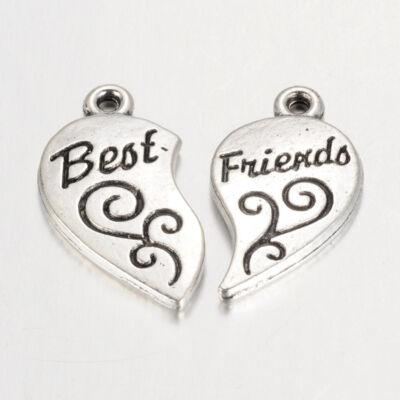 Páros Best Friends medál
