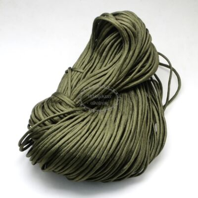 Khaki paracord zsinór (4mm)