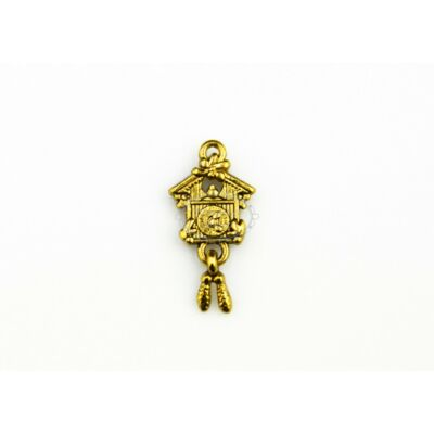 Antikolt arany kakukkosóra fityegő