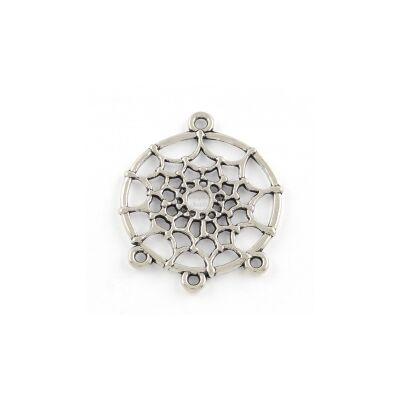 Ezüst színű álomfogó medál