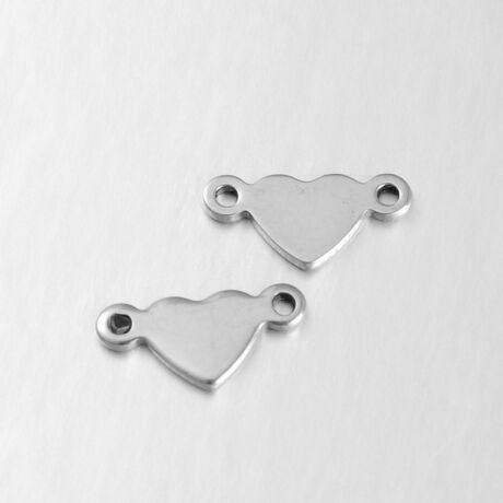 Nemesacél szív alakú kapcsolóelem