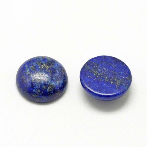 Lapis lazuli ásványkabochon (12mm)
