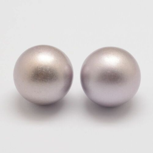 Angyalhívóba való csengő ezüst színű golyó (18mm)