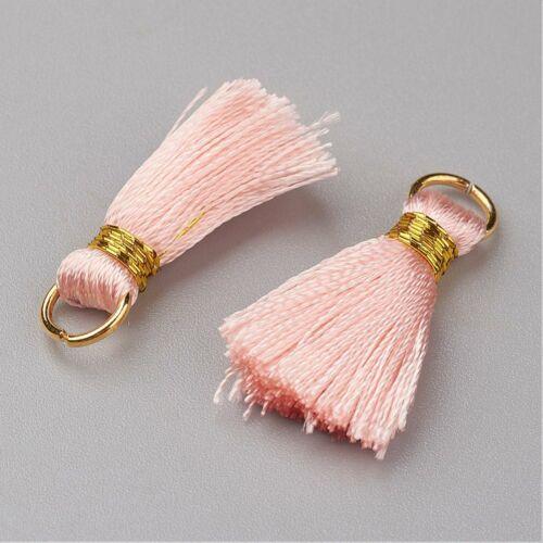 Rózsaszín cérnabojt (27mm)