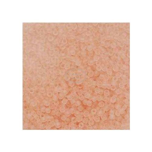 Toho kásagyöngy áttetsző matt rosaline (11F) 6/0