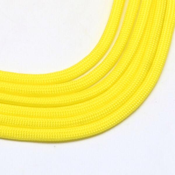 Sárga színű paracord zsinór (4mm)