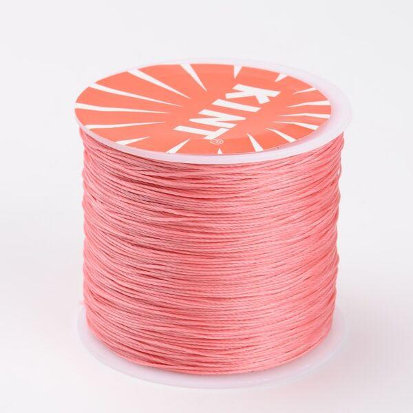 Pink viaszolt szál (0,5mm)