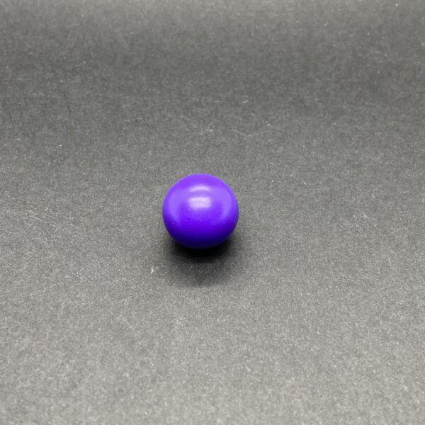 Angyalhívóba való csengő lila golyó (16mm)