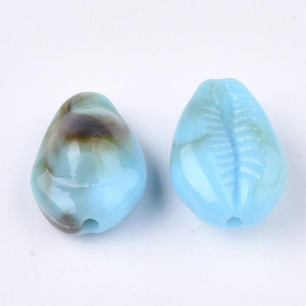 Akril kagylógyöngy