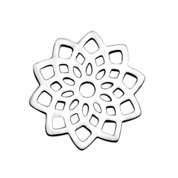 Nemesacél lótusz alakú kapcsolóelem