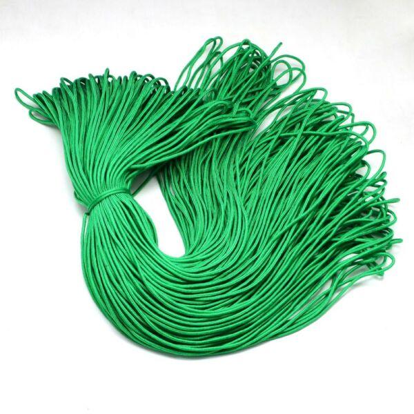 Zöld paracord zsinór (2mm)