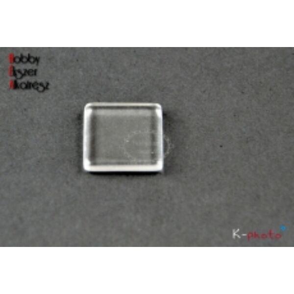 20x20mm-es üveglencse