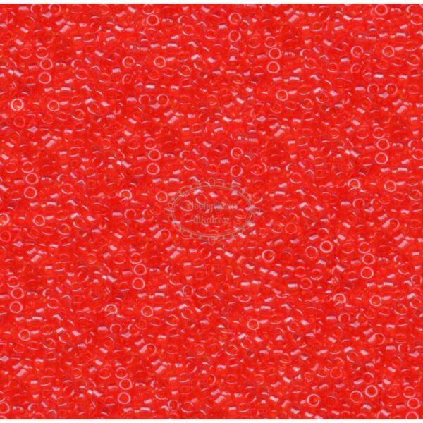 Toho treasure vérnarancs közepű lüszteres kristály (109)
