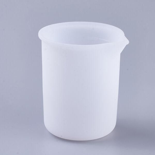 Szilikon pohárka műgyanta öntéshez