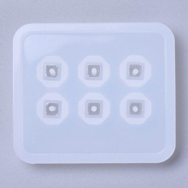 Gyöngy készítő szilikon öntőforma műgyanta öntéshez (5)