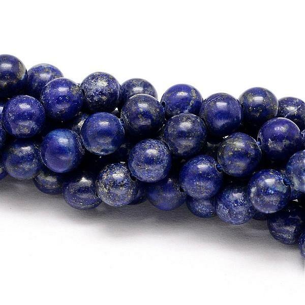 Lapis Lazuli ásványgyöngy (4mm)/10db