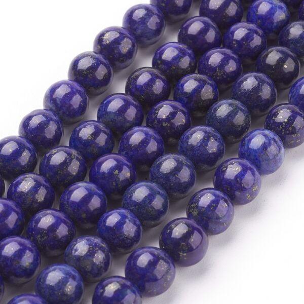 Lapis Lazuli ásványgyöngy (5mm)/10db