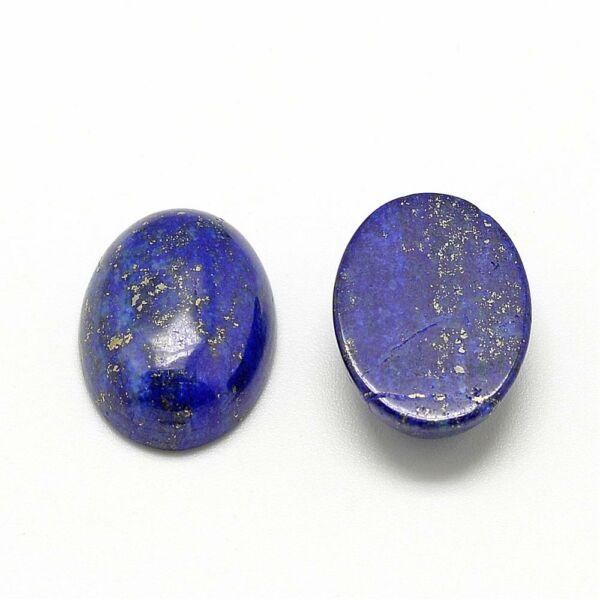 Lapis lazuli ásványkabochon (18x25mm)