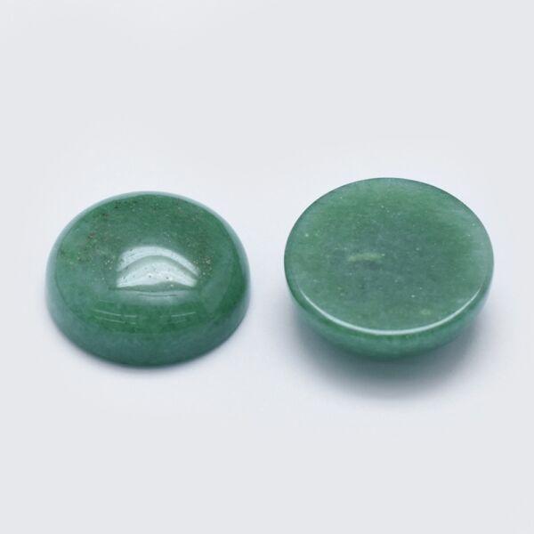Aventurin ásványkabochon (20mm)