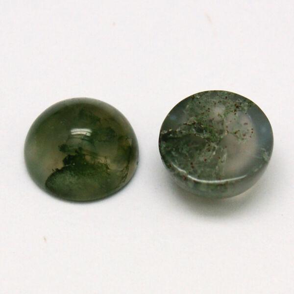 Mohaachát ásványkabochon (12mm)