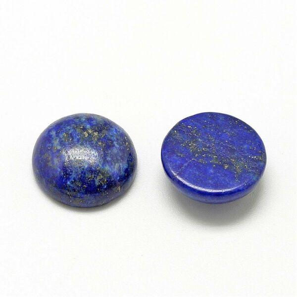 Lapis lazuli ásványkabochon (10mm)