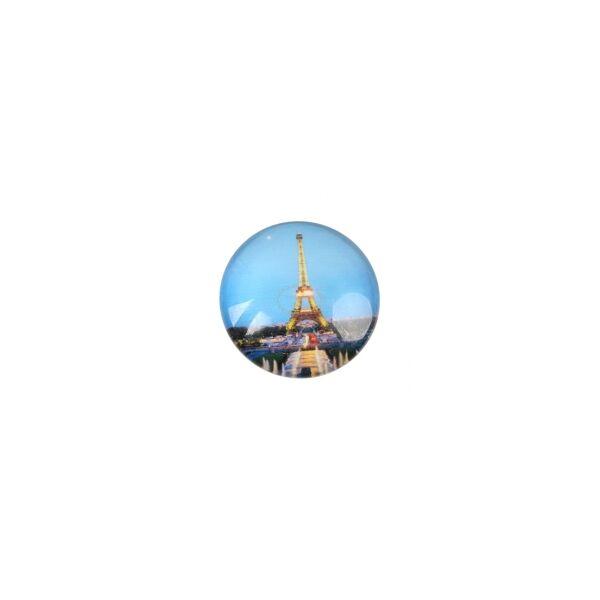 Eiffel tornyos üveglencse (25mm)