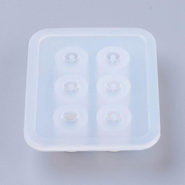 Gyöngy készítő szilikon öntőforma műgyanta öntéshez (3)
