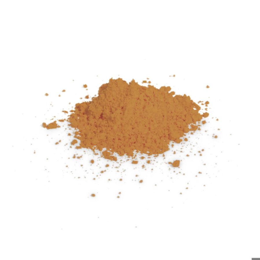Mandarin színű pigmentpor 20ml