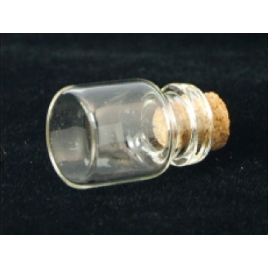 Üvegfiola (10x18mm)(kisebb)