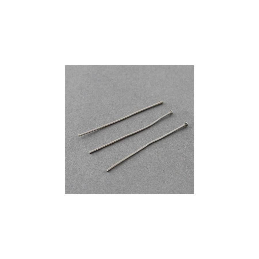 10db nemesacél talpas szerelőpálca (40mm)