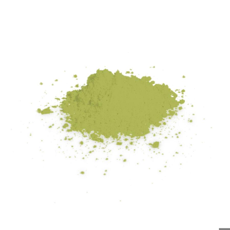 Hárszöld színű pigmentpor 20ml