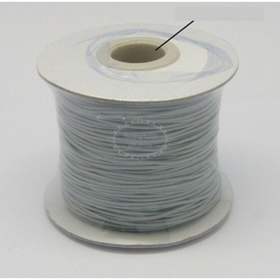 Szürke viaszolt szál (1mm)